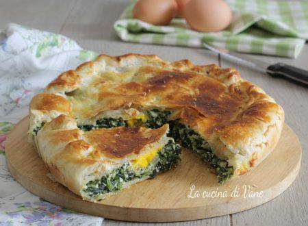 Torta pasqualina – Torta di Pasqua