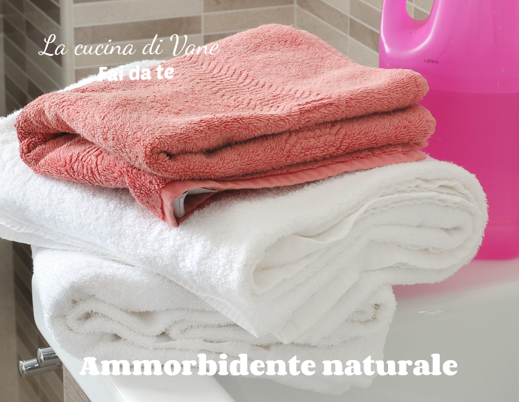 Ammorbidente fatto in casa come fare l 39 ammorbidente naturale in casa - Profumare la casa con l ammorbidente ...