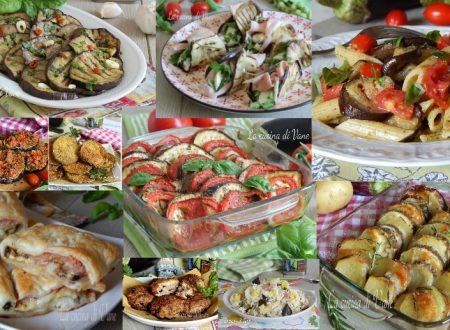 Ricette con le melanzane: dieci piatti imperdibili