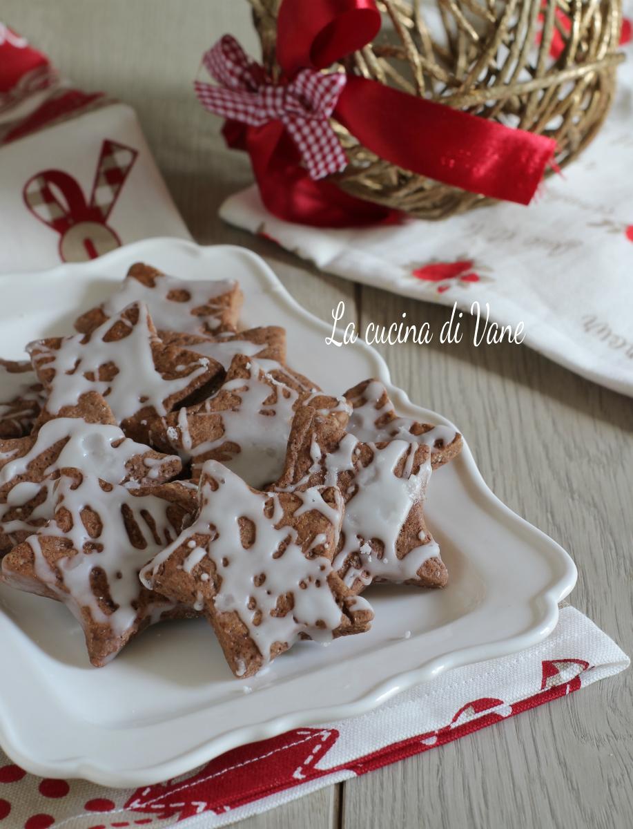 biscotti cioccolato arancia e cannella