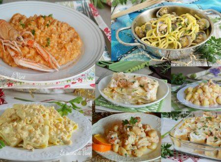 Primi piatti di pesce per la Vigilia