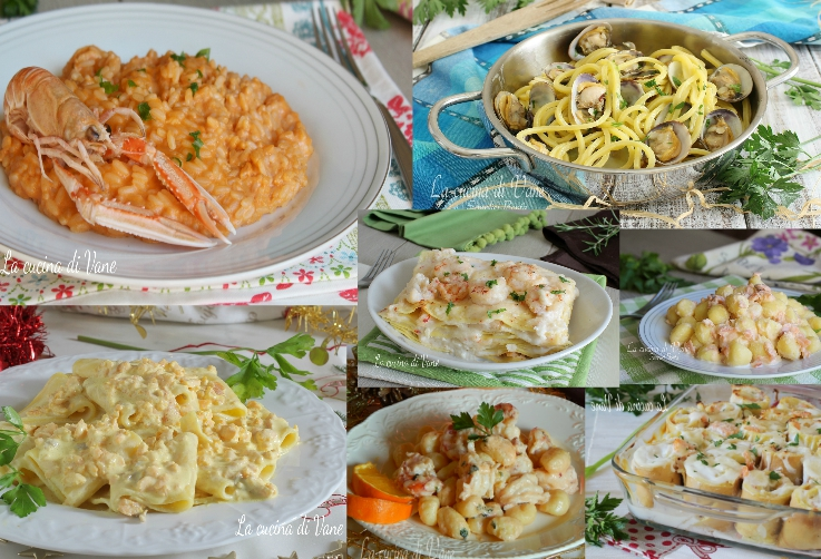 Primi Piatti Di Pesce Per La Vigilia Ricette Facili Per Pasta E Risotti