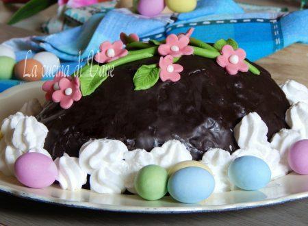 Torta uovo di Pasqua