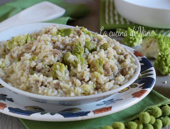 salsiccia con salsiccia e broccoli