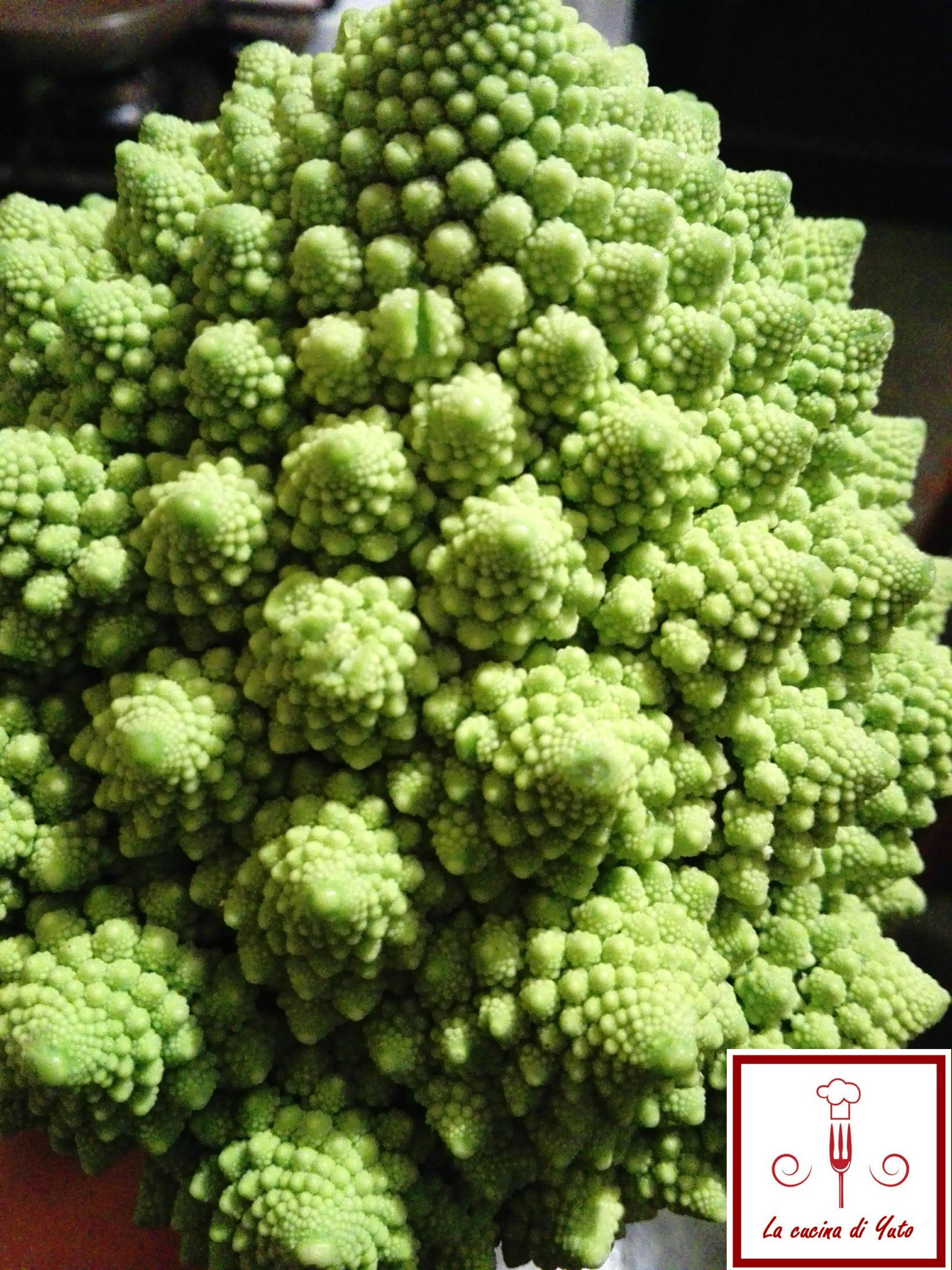 Polpette di broccolo romanesco
