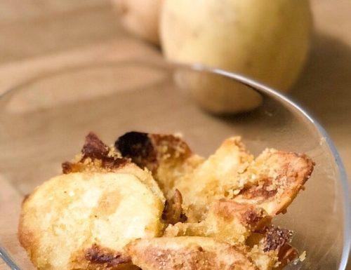 Chips di patate sabbiose