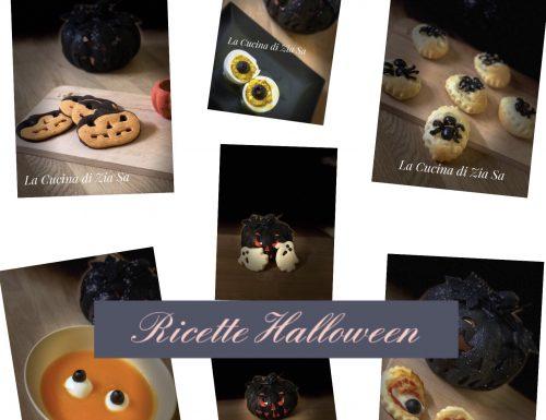 Raccolta di ricette per Halloween