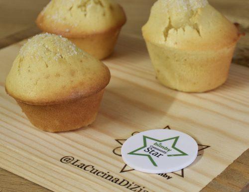 Muffin soffici alla confettura