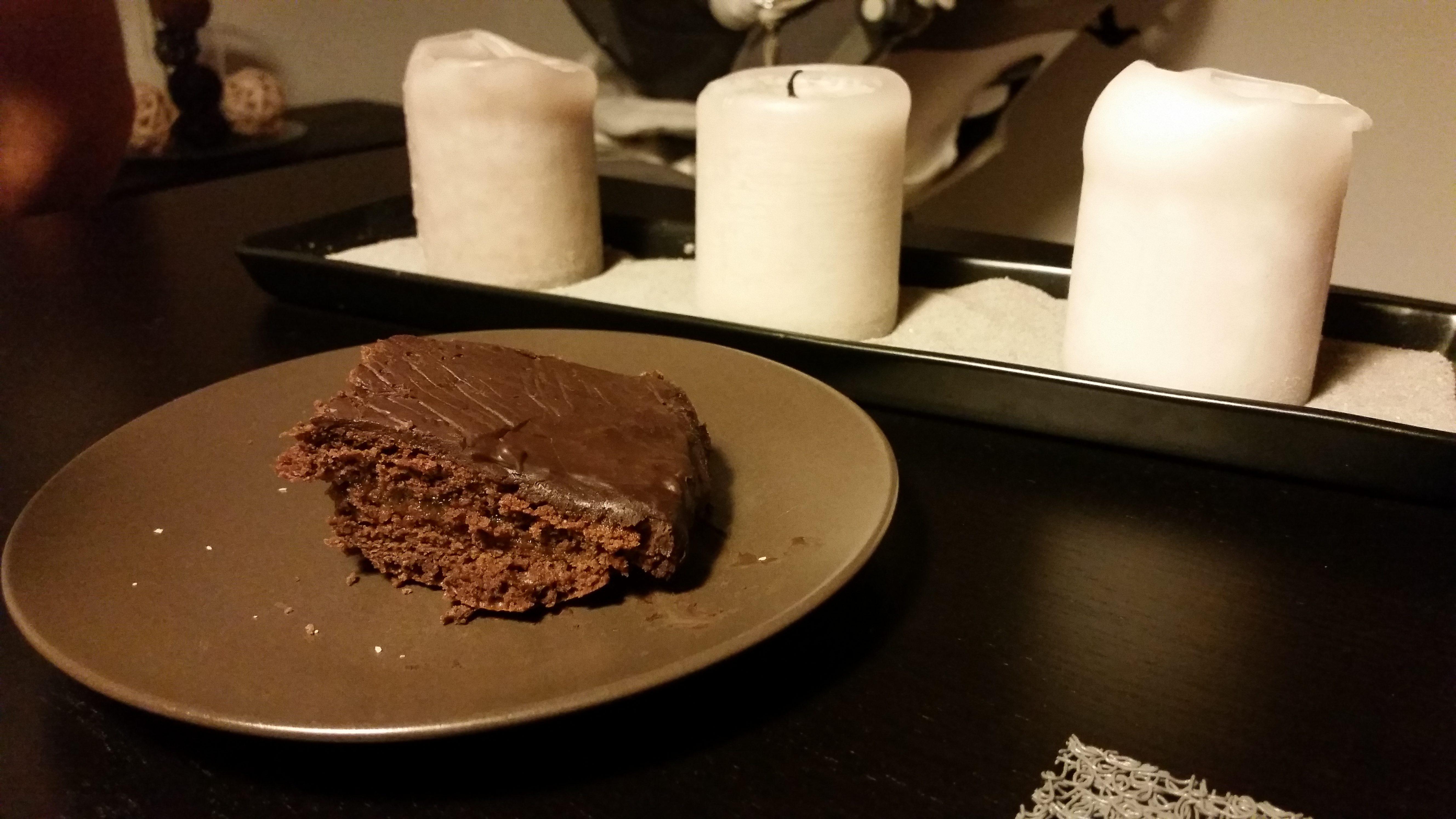 La mia versione della Sacher torte