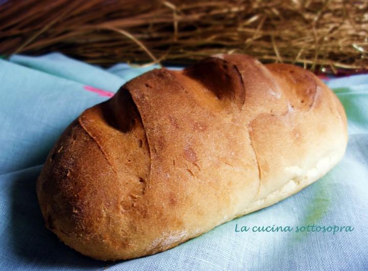 pane della mezz'ora con e senza bimby