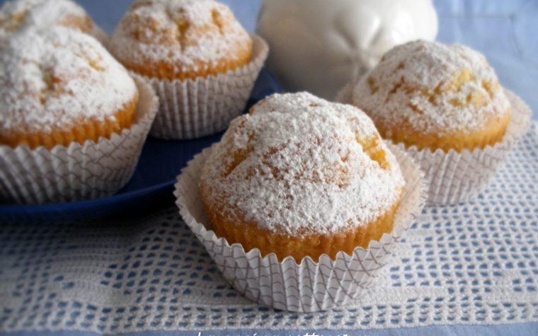 Tortine all'arancia e ananas senza burro – con e senza Bimby