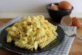 Pasta alla mimosa - ricetta facile e veloce