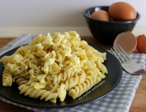 Pasta alla mimosa – ricetta facile e veloce