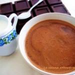 Salsa al cioccolato extra fondente