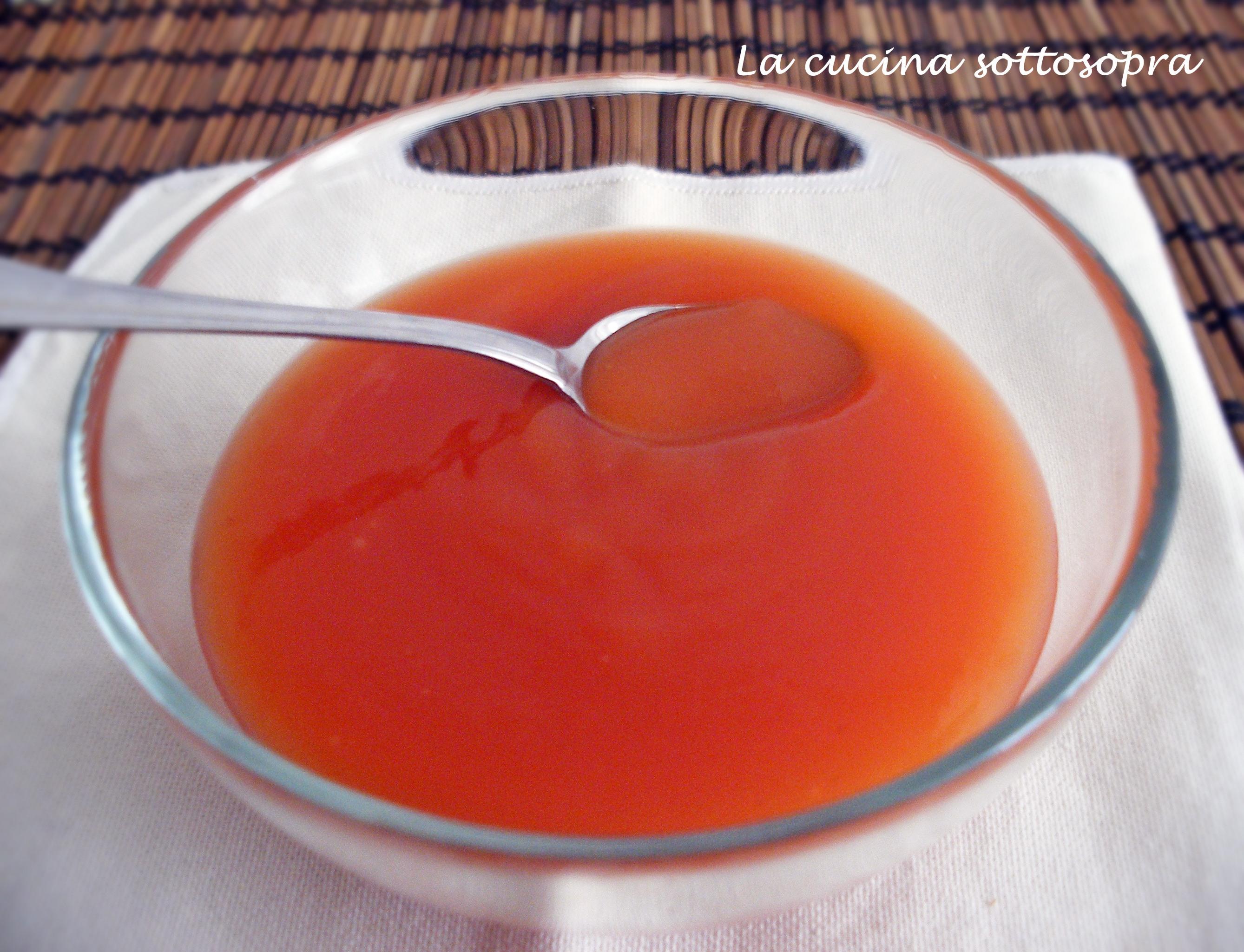 Salsa agrodolce cinese la cucina sottosopra for Una salsa da cucina cinese