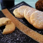 Biscotti light di riso al limone e mandorle