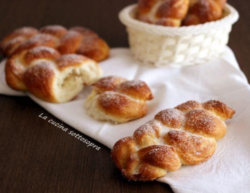 Maritozzi baresi – dolce tipico pugliese