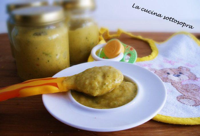 Omogeneizzato di merluzzo e verdure bimby ricetta ed for Casa del merluzzo