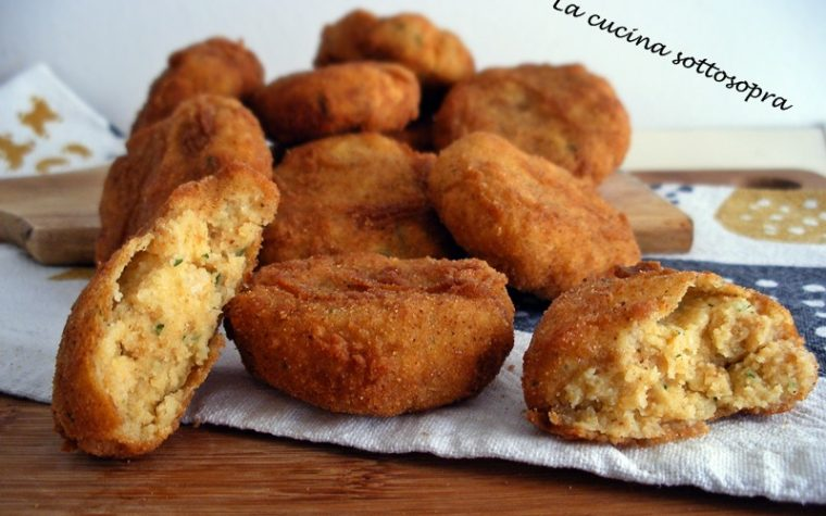 Crab cakes di Benedetta Parodi