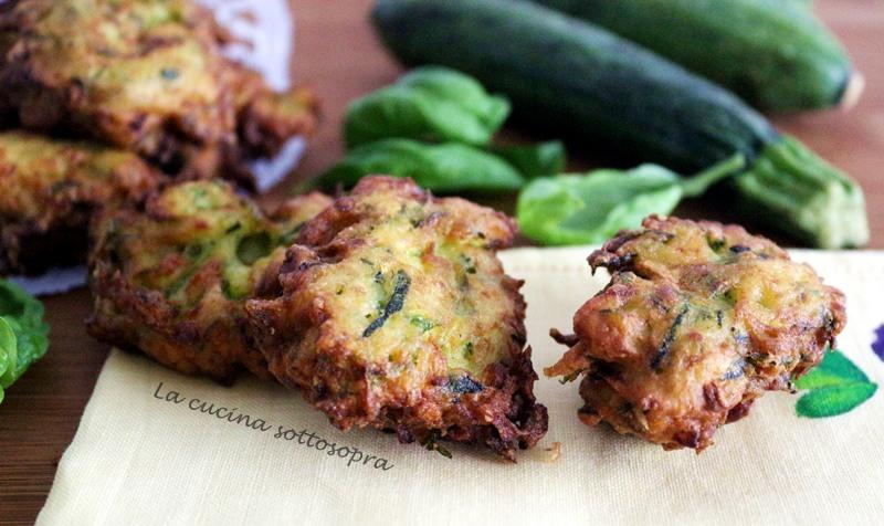 Frittelle di zucchine ricetta