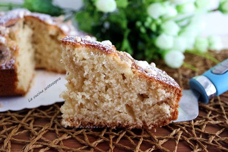 torta di banane senza burro ricetta