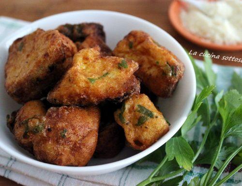 Frittelle di pane raffermo – ricetta del riciclo