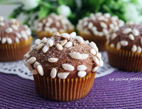 Muffin Nutella e yogurt – ricetta facile