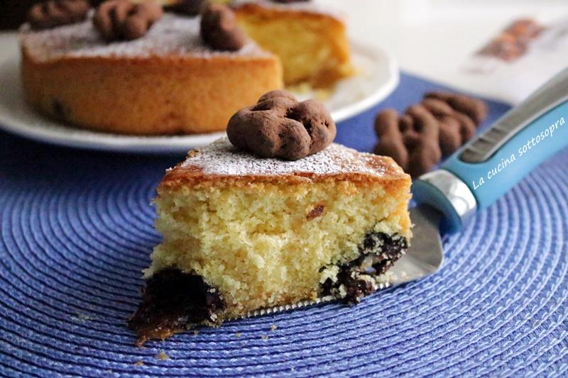 torta di fichi e noci tartufate ricetta