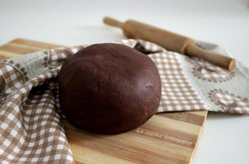 Pasta frolla al cacao di montersino la cucina sottosopra for Pasta frolla planetaria