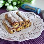 Nutella French Toast Rolls - rotolini golosi alla Nutella