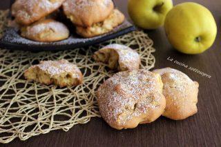 dolcetti morbidi di farro alle mele