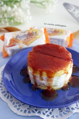 merenda yogurt e marmellata senza cottura freddi