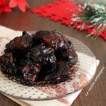 Pettole pugliesi natalizie con vincotto di fichi
