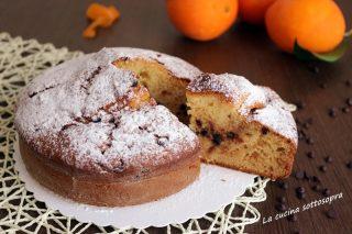 torta arancia e mascarpone
