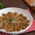 Alici ammollicate - secondo piatto facile