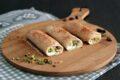Involtini di tacchino ai pistacchi - senza cottura