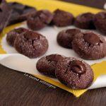 Fossette golose - frollini burro e cioccolato