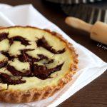 Crostata ricotta e Nutella - ricetta facile