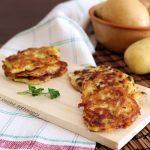 Rosti di patate - contorno gustoso