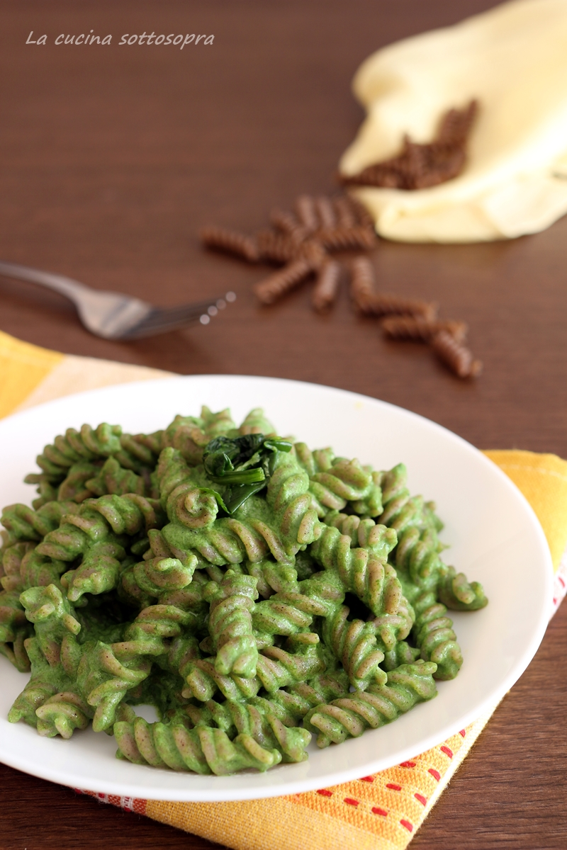 crema di spinaci per dieta