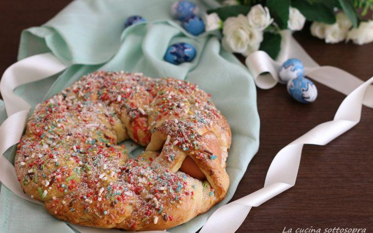 Scarcella o corrucolo pugliese – dolce di Pasqua