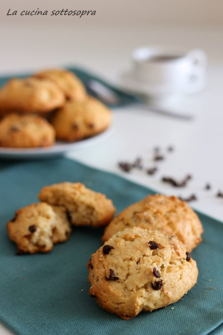 biscotti rapidi pronti in 30 minuti
