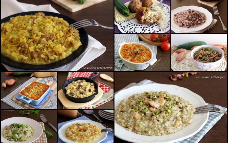 La cucina sottosopra for Ricette risotti veloci