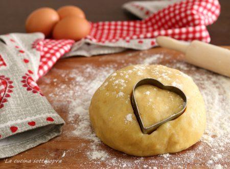 Pasta frolla all'olio – ricetta base