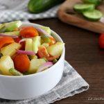 Cialda barese - insalata estiva facile e gustosa