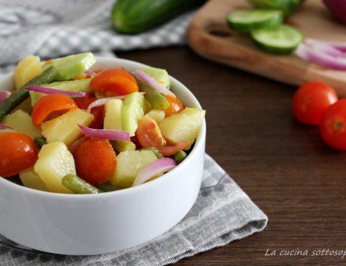 Cialda barese – insalata estiva facile e gustosa