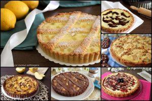 ricette di crostate e sbriciolate facili