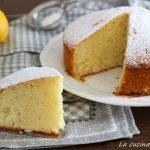 Torta pan di limone - pronta in 5 minuti