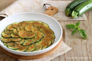 zucchine al parmigiano ricetta contorno
