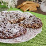 Torta croccante biscotti e cioccolato - senza cottura